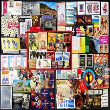 Huge Art Supply Lot! Abstract, Scrapbook, Journal, Collage, Dream Board! Set #53