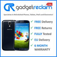 SAMSUNG Galaxy S4 GT-I9505 16GB 5.0in | Nero/Bianco | Sbloccato SIM Gratis | 6M.