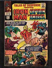 Tales of Suspense #67 ~ (4.5) Iron Man / Captain America - Wh