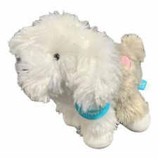 Sheep Dog Puppy Plush Baby Voyagers NEW with Tags Manhattan Toy Company