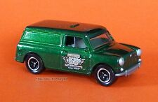 2007 Matchbox Loose 1965 Austin Mini Van Emerald Green 55th Anniversary
