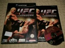 New listing UFC : THROWDOWN - Rare Nintendo Gamecube Game