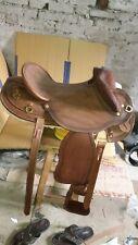 16'' Australian half breed saddle
