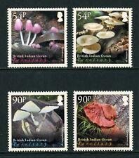 BIOT Scott #395-398 MNH Fungi FLORA CV$14+