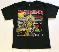 Iron Maiden Killers T Shirt Size Medium