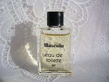 Miniature de Parfum : Bourjois - Masculin