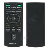 For Sony Sound Bar HT-CT60 HT-CT60/C SA-CT60 SS-WCT60 Replacement Remote Control
