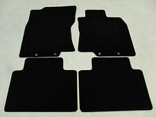 Nissan X-Trail 2014-on Fully Tailored Deluxe Car Mats in Black