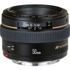 Canon EF 50mm f/1.4 USM Objektiv - Brandneu
