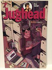 Jughead #7 Variant Cover B (Sanya Anwar) Archie Comics 2016 NM