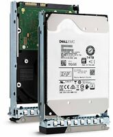 "Dell 14TB 7.2K SAS 12Gb/s 3.5"" HDD in 14G Tray for PowerEdge Servers 