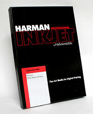 Harman by Hahnemuhle Gloss Art Fibre 300gsm, A4, 5 sheets
