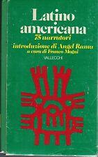 LATINO AMERICANA Vallecchi due volumi 1973