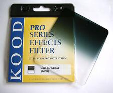 KOOD P Series ND-8 foncé GRIS Gradué convient Cokin P Séries NDX8 GG4