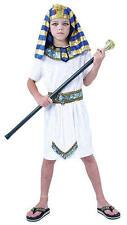 Egyptian Pharaoh Kit Headpiece Collar & Belt Fancy Dress Set