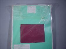 Fogal Style 108 Opaque Nylon Pantyhose Size Small in Fuchsia