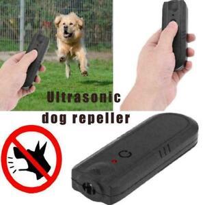 Ultrasonic Stop Barking Away Anti Bark Control Dog T6Q1 Repeller Device USA B0Y7