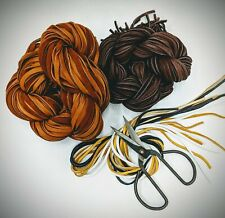 "Deerskin Leather Lacing Cord Jewelry Necklace 1/8"" x 36"" & 1/4"" x 72 bundles Diy"