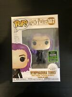 Harry Potter Nymphadora Tonks 2020 ECCC Exclusive Funko Pop Vinyl