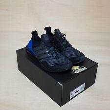 Adidas Ultra 4D Negro Púrpura Talla 12, DS a estrenar