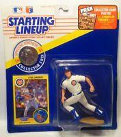 1991  RYNE SANDBERG - Starting Lineup - SLU - Sports Figurine - CHICAGO CUBS