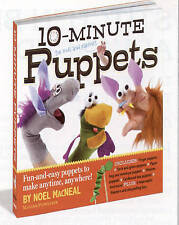 10-Minute Puppets-ExLibrary