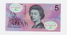 The Original Eumundi Market $5 note  F-579