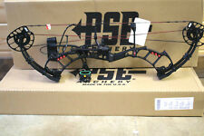 2019 Pse Bow Madness Unleashed 3B 70lb Black Bow Package