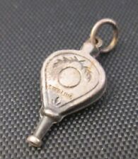 VINTAGE STERLING SILVER FIRE BELLOWS CHARM