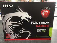 MSI Geforce GTX 780 Twin Frozr OC Edition Graphics Card