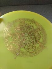 Discraft Z Buzzz Tsa Samurai Stamp 6/10 Used Rim Ink Thought Space Athletics