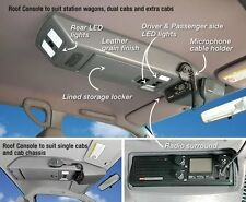OUTBACK ROOF CONSOLE TO SUIT NISSAN GU PATROL UTE 02/99 4X4 RCGUCC