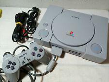 Console Sony Playstation 1 ps1 psx + giochi! Usato sicuro!! 100 % affidabilità