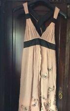 Chiffon Regular Dresses for Women with Zipper