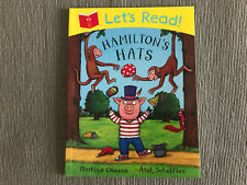 Brand New Let's Read Hamilton's Hats Young Readers Soft Cover Picture Story Book