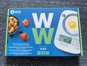 Weight Watchers Küchenwaage meinWW