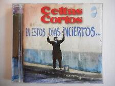 CELTAS CORTOS : EN ESTOS DIAS...  / EL EMIGRANTE    CD ALBUM PORT 0€