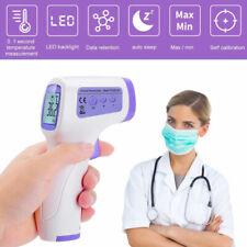 Portable Infrared Thermometer Non-contact Temperature Gun Body Adult Temperature