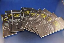 Vintage 10 West End Watch Co Watch Guarantee Certificate Booklet Circa 1970s NOS