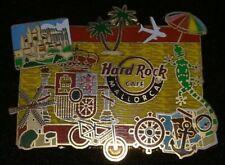 🎸 hard rock cafe 🇪 🇸 Mallorca. iconic Flag pin