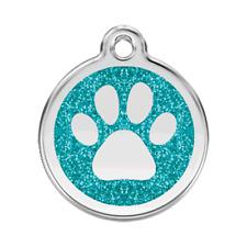 Medaille Chat/petit Chien/ empreinte de Patte /red Dingo/ Collier Chat/ Chien