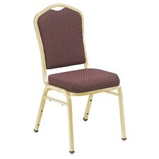 National Public Seating Silhouette Banquet Stacker Chairs - 9368G