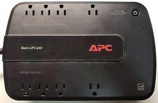 APC BN600G Back-UPS 600VA/360W 120V 8-Outlet Backup/Surge Protector (No Battery)