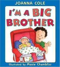 I'm a Big Brother by Joanna Cole (2004, Hardcover, Revised)
