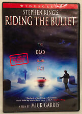 Riding the Bullet (Stephen King DVD, 2004) Widescreen, Jonathan Jackson