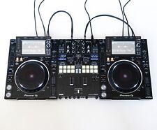 Pioneer DJ Set: 1x DJM S9 & 2x CDJ 2000 NXS2 Nexus 2 + Kabel