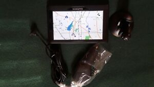 "Garmin NUVI 57 GPS Unit 5"" Screen in Original Box"