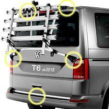 Schutzfolie für Fahrradträger Heckträger Fahrrad VW T6 Bulli Bus (ab BJ. 2015)