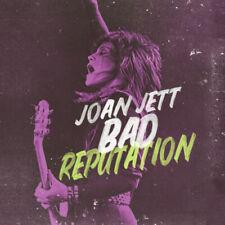 JOAN JETT Bad Reputation Soundtrack VINYL LP BRAND NEW Yellow Vinyl