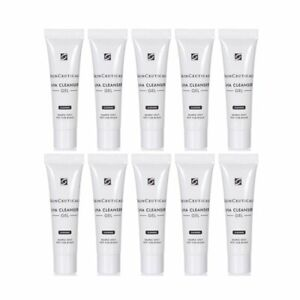 SkinCeuticals LHA Cleanser 10 Sample (Travel) Size Tubes New In Box